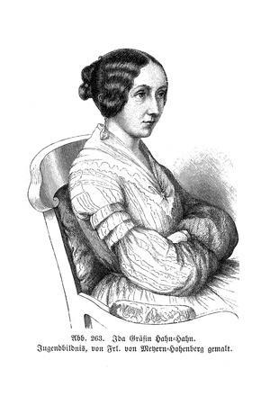 Ida Grafin Hahn-Hahn