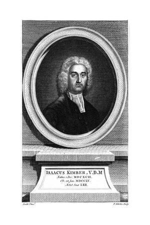 Isaac Kimber