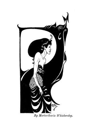 Satire on Art of Aubrey Beardsley