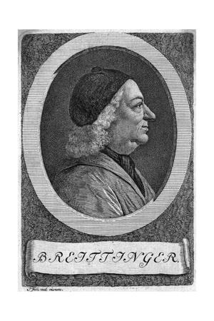 Johann Jacob Breitinger