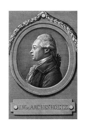 J W Von Archenholz