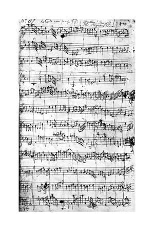 Behold Now Praise the Lord by Purcell