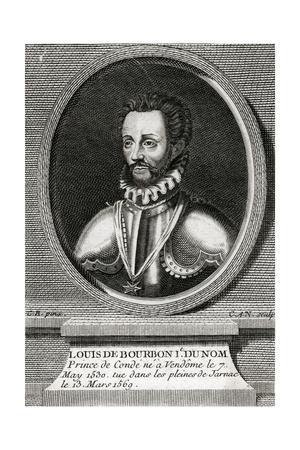 Louis Bourbon, Conde