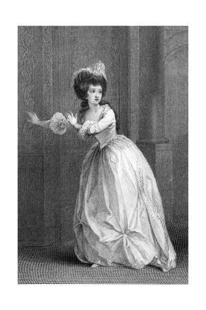 Anne Brunton, Actress