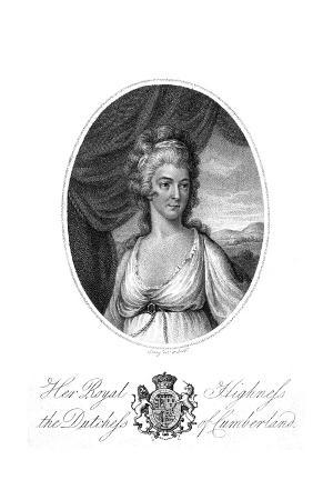 Ann Duchess Cumberland 1
