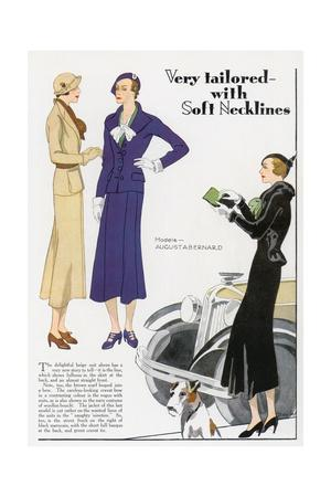 Tailored Suits 1932