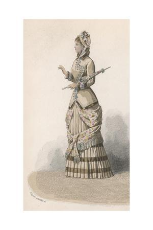 History of Fashion 1879