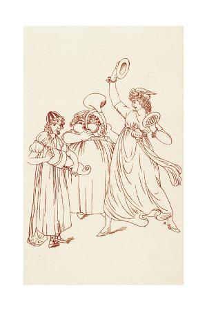 Satire on Amateur Musicians,1799