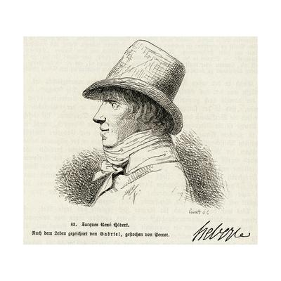 Jacques-Rene Hebert, Span