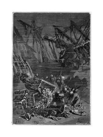 20000 Leagues under the Sea, Jules Verne