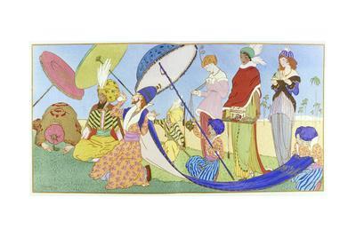 Costume, Orientalism