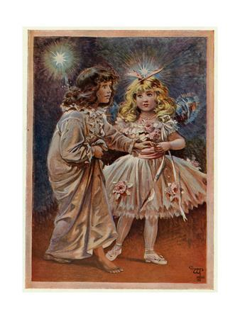 Violet and the Doll Fairy