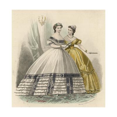 Costume January 1864