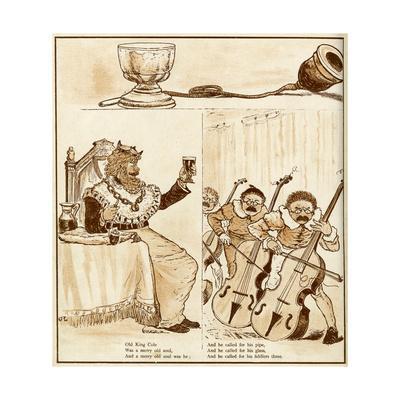 Old King Cole Nursery Rhyme