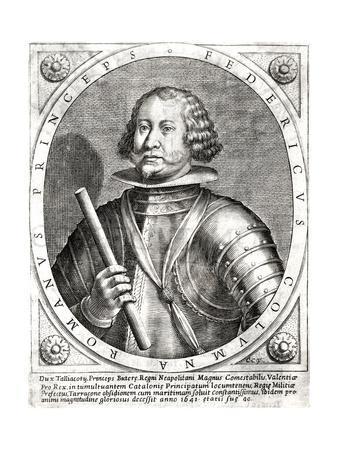 Federico, Prince Colonna