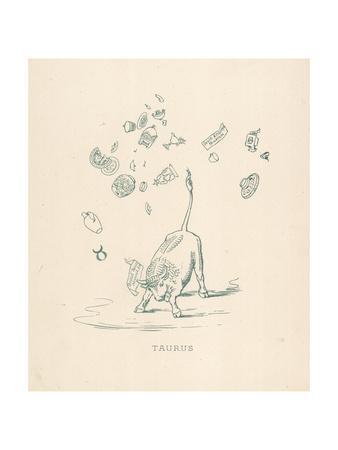 Zodiac, Taurus (Maxims)