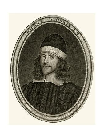 Thomas Goodwin, Caldwell