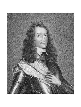 Richard Lovelace, Cavalier Poet and Soldier