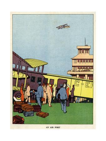 An Airport