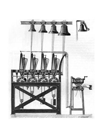 Carillon, 1889