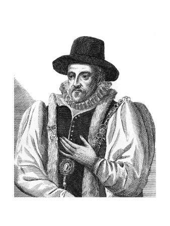 English Merchant 1599
