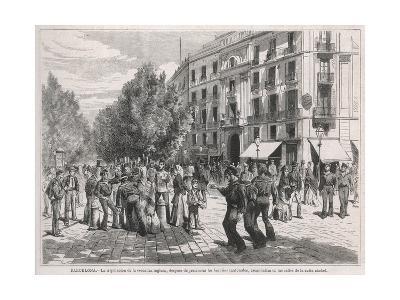 Drunken Sailors in Spain