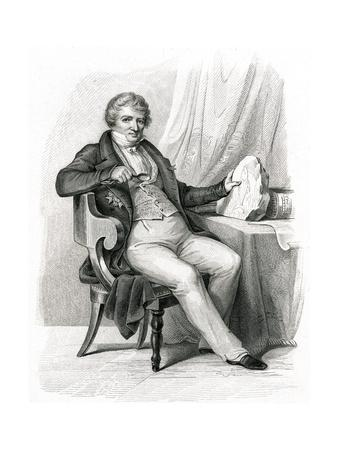 Georges Cuvier, French Scientist