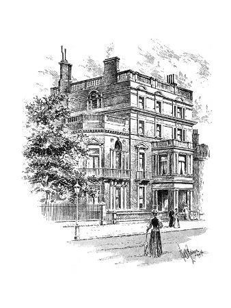 Millais's Home