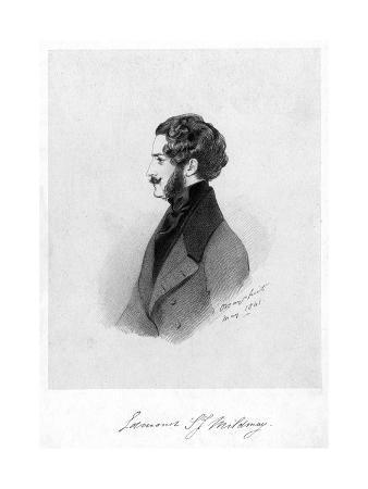 Edward St John Mildmay