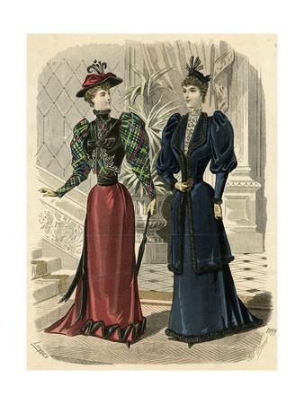 Fashions, Lefranco 1892