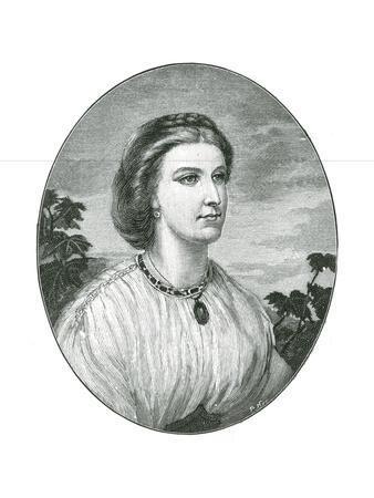 Lady Isabel Burton Young