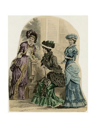 Fashions Early 1880S