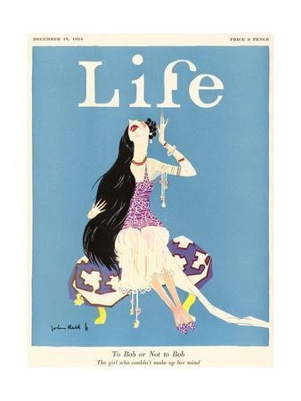 Life, Fashion, Hair 1924