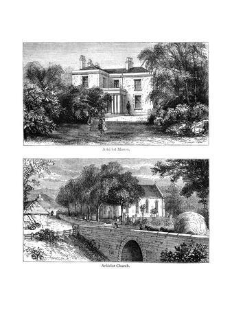 Thomas Guthrie Home