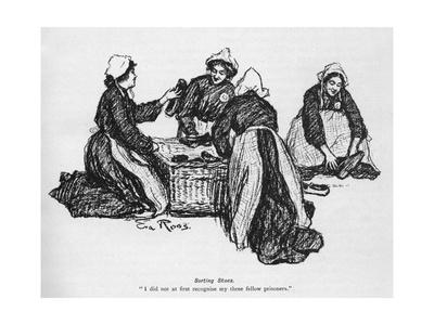 Suffragette Inmates, Holloway Prison