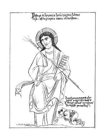 St Dunstan and Jesus