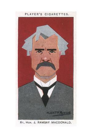 James Ramsay Macdonald - British Labour Politician