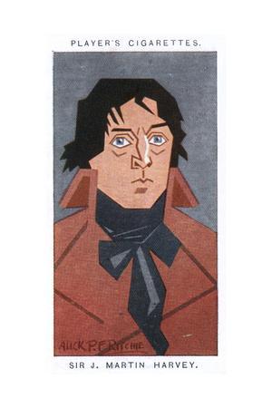 Sir John Martin-Harvey - Romantic Actor