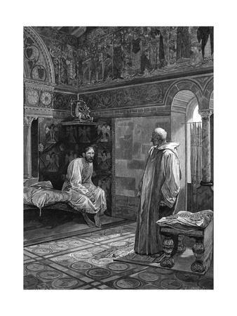 Conrad III Persuaded