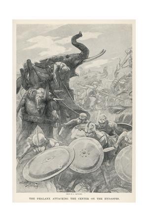 Alexander Vs Elephants