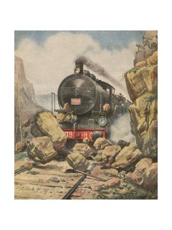 Train Bandits Foiled, C20