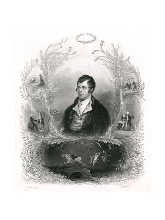 Robert Burns, Payne