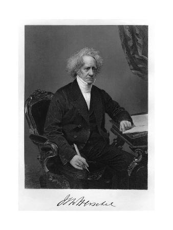 John Fred Will Herschel