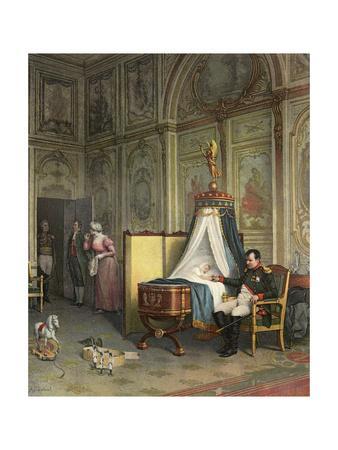 Napoleon as Father