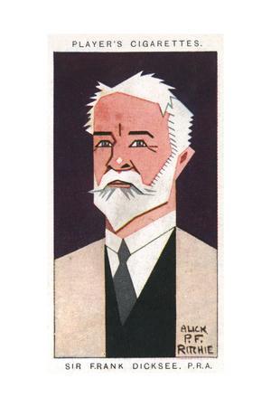 Sir Francis Bernard Dicksee - Artist