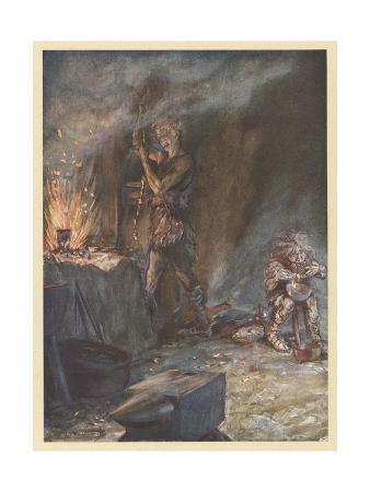 Forging of Notung