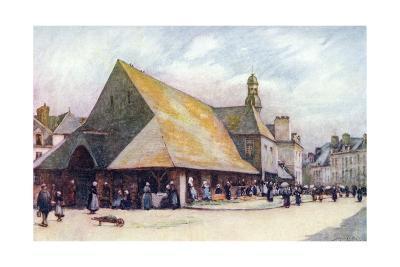 Old Market Hall, Auray