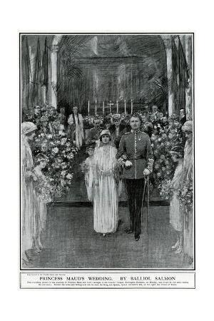 Princess Maud and Lord Carnegie Wedding