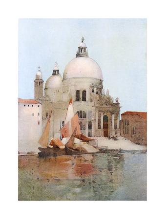Venice, S Maria Salute