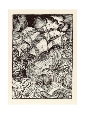 Folklore, Sea Serpent